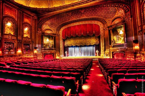 театр - отличный подарок
