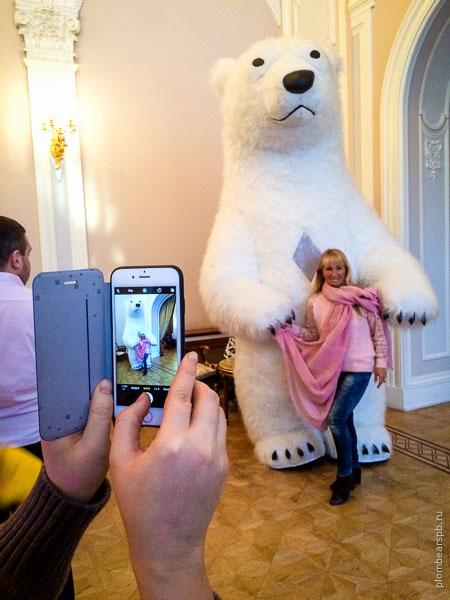 аренда ростовых кукол в Санкт-Петербурге Спб