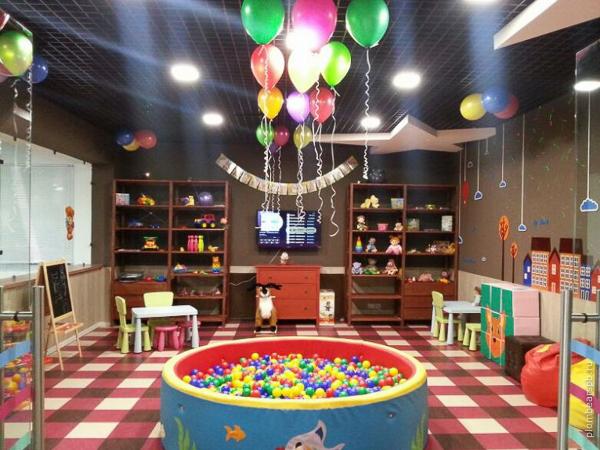 крутая детская комната