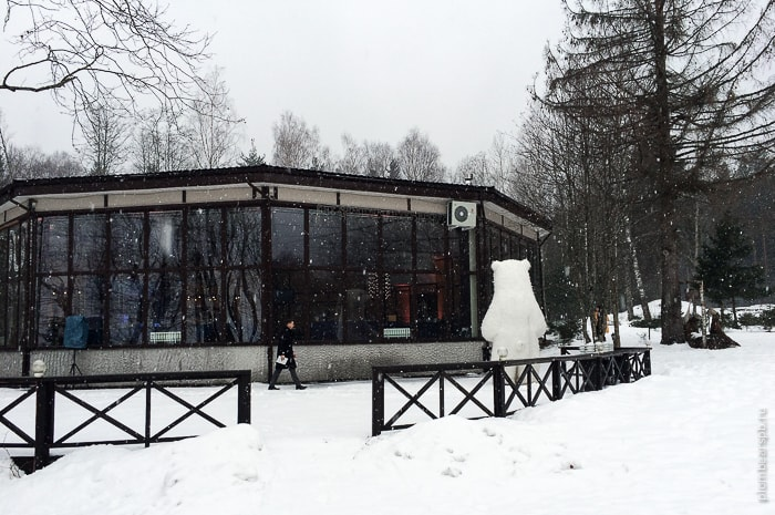 гигантская ростовая кукла белого медведя на свадьбу Спб