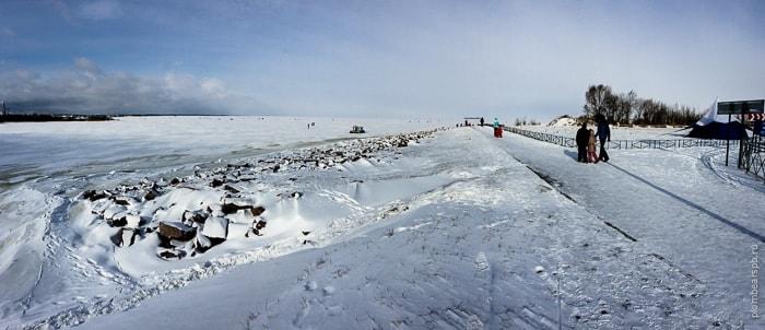 Дудерговский канал соревнованией по зимней лови со льда 2017