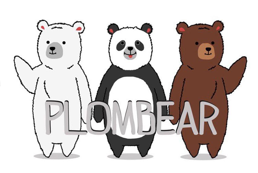 Куклы гиганты в Санкт-Петербурге белый медведь панда Питер Спб